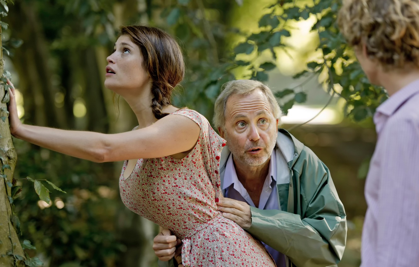 Photo wallpaper romance, drama, Comedy, 2014, Gemma Arterton, Fabrice Luchini, Gemma Boveri