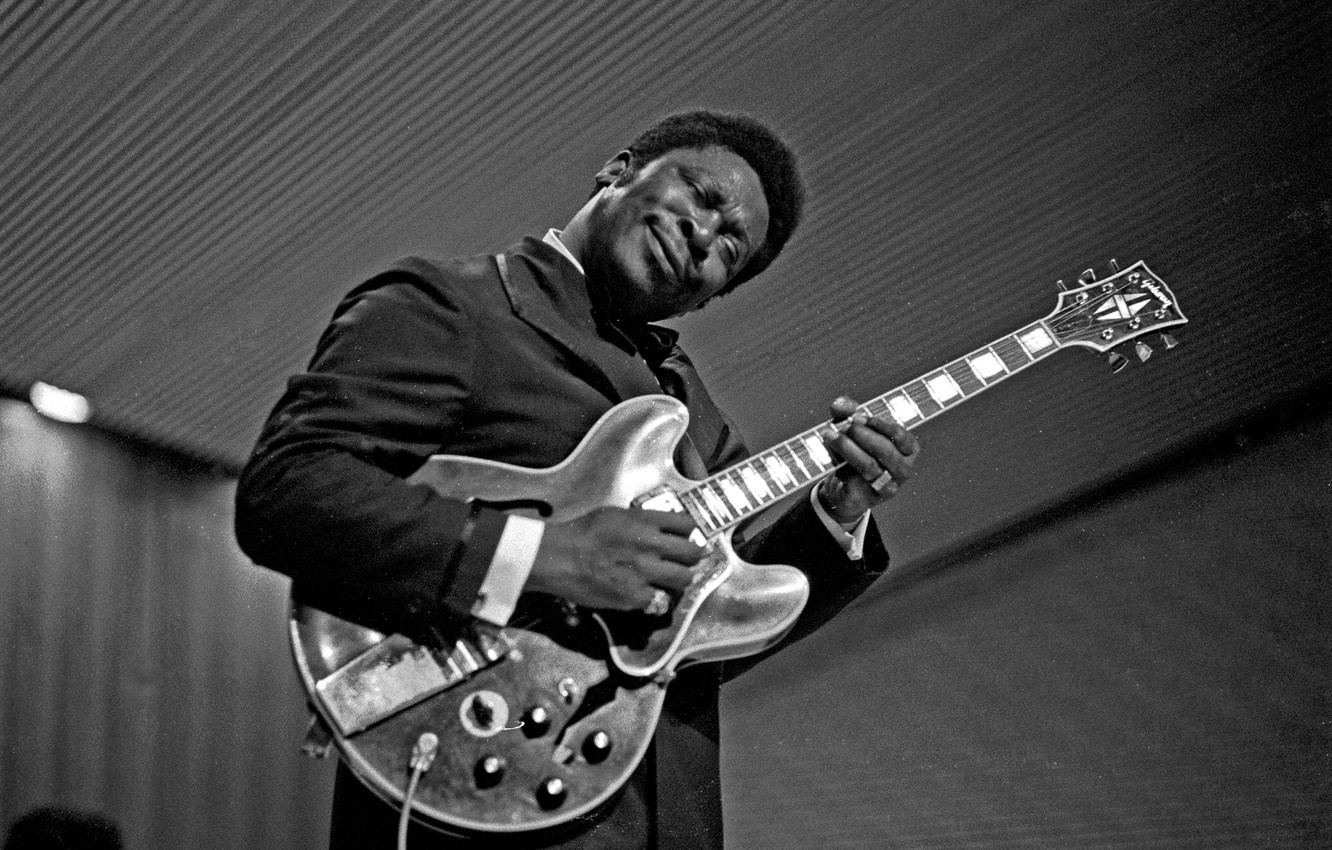 Wallpaper The Game Guitar Blues Lucille B B King Images