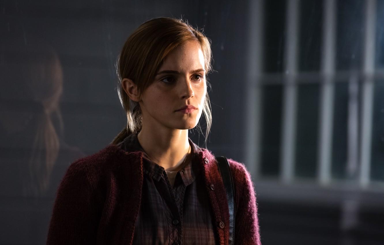 Photo wallpaper frame, Emma Watson, Emma Watson, Thriller, Regression, Return