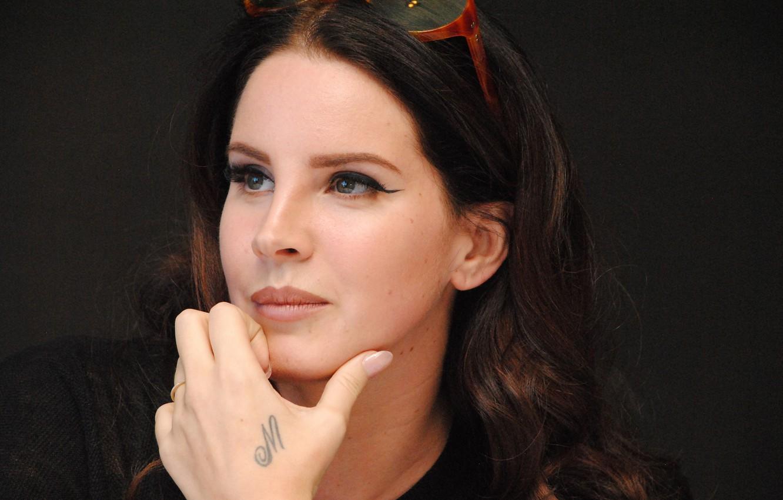 Wallpaper Girl Makeup Tattoo Singer Lana Del Rey Lana