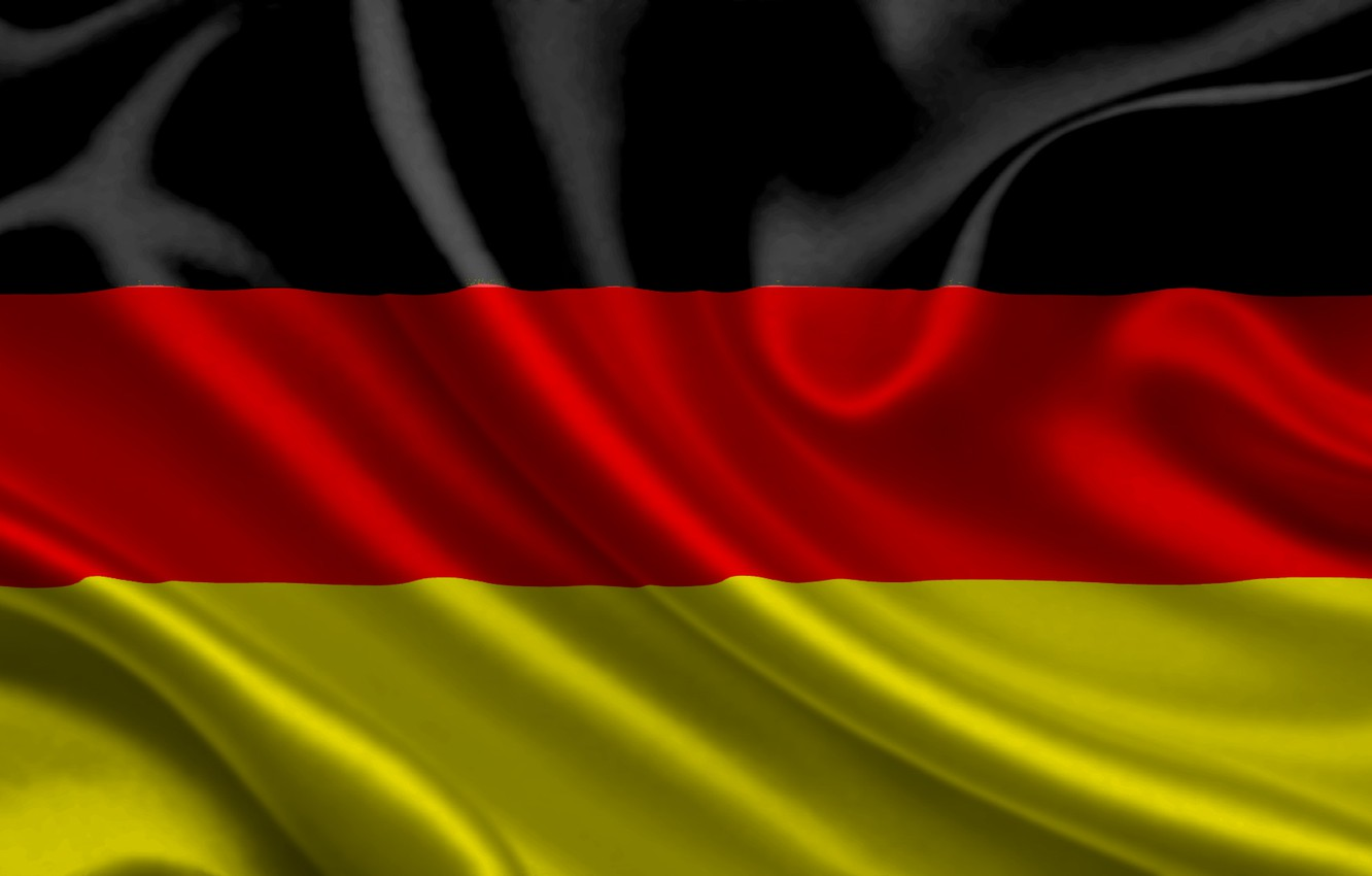 Photo wallpaper Germany, Flag, Germany, Flag, Germany, The Federal Republic Of Germany
