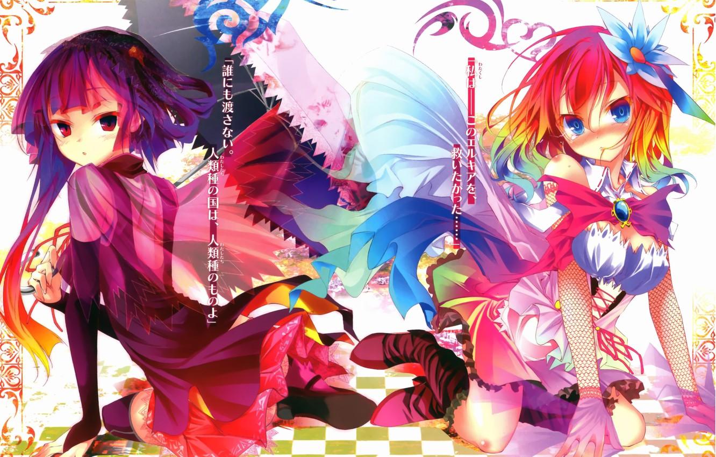 Download 800 Wallpaper Anime Hd No Game No Life HD Paling Keren