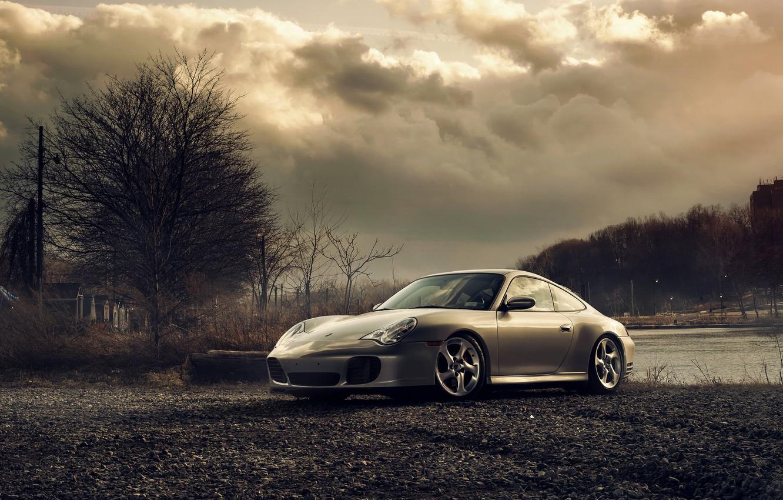 Photo wallpaper car, Porsche, rechange, porsche carrera 4s