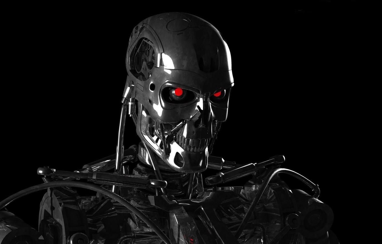 Wallpaper Robot Terminator Cyborg Images For Desktop Section Filmy Download