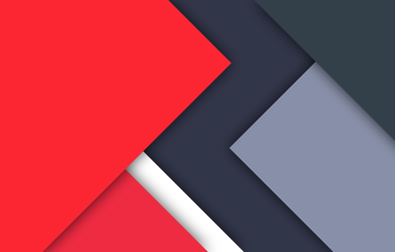 Wallpaper White Blue Red Grey Texture Geometry