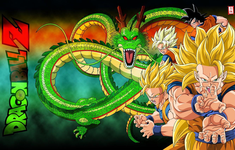 Photo wallpaper game, anime, power, dragon, fang, hero, martial artist, manga, japanese, god, Son Goku, kimono, oriental, …