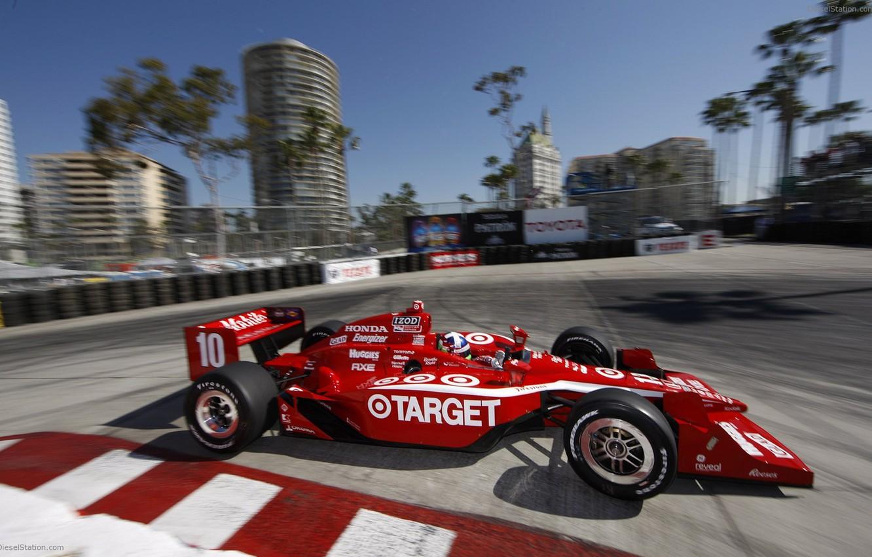Photo wallpaper race, USA, the car, Motorsport, IndyCar, Honda Racing