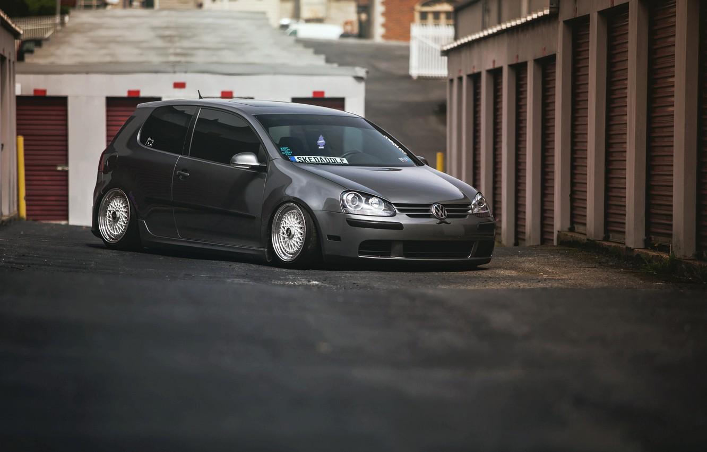 Photo wallpaper tuning, volkswagen, Golf, golf, Volkswagen, MK5