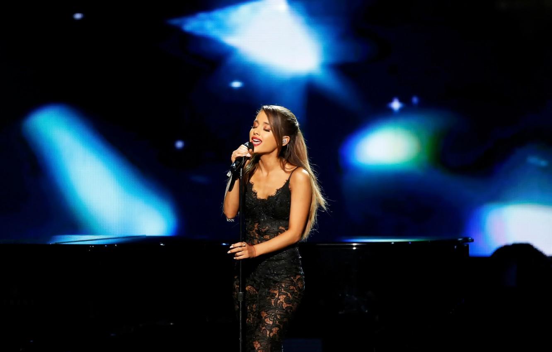 Photo wallpaper American singer, Ariana Grande, Ariana Grande Butera