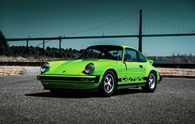 Photo wallpaper 911, Porsche, Porsche, Coupe, Carrera, Carrera, 1974