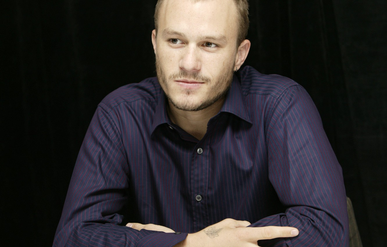 Tattoo Earrings Male Bristles Shirt
