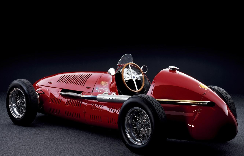 Photo wallpaper Maserati, 1948, 4CLT
