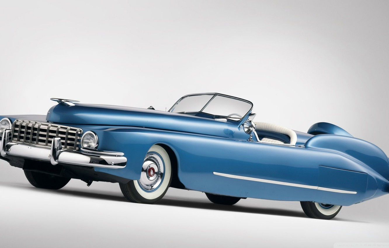 Photo wallpaper Cabrio, 1951, Mercury