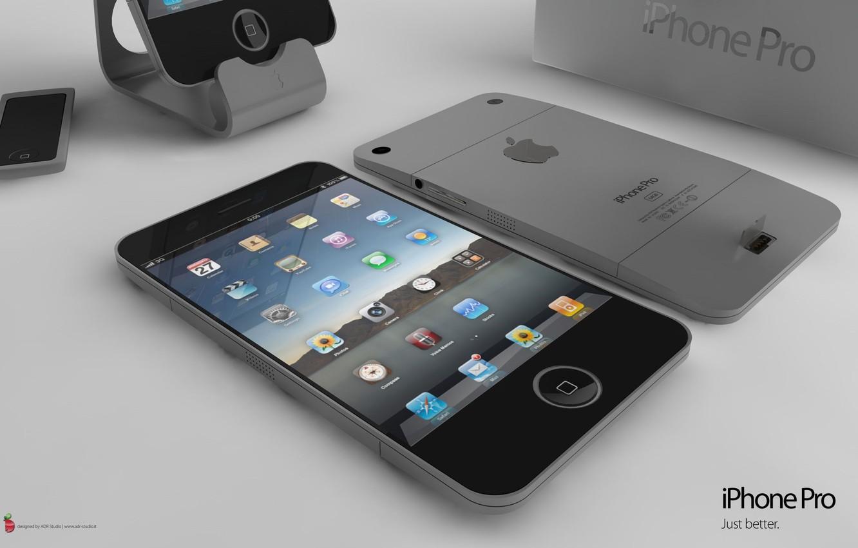Photo wallpaper iphone, iphone pro, ipple