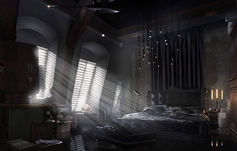 Photo wallpaper Game, Adam Jensen, Deus Ex: Mankind Divided
