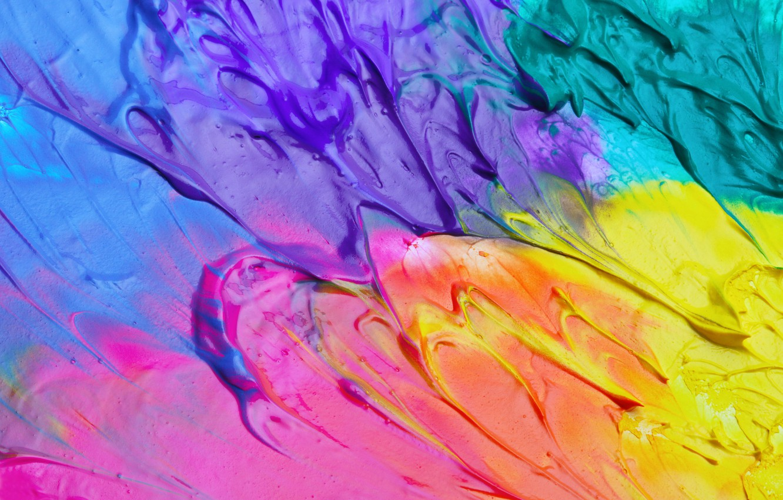Photo wallpaper color, paint, divorce, colorful