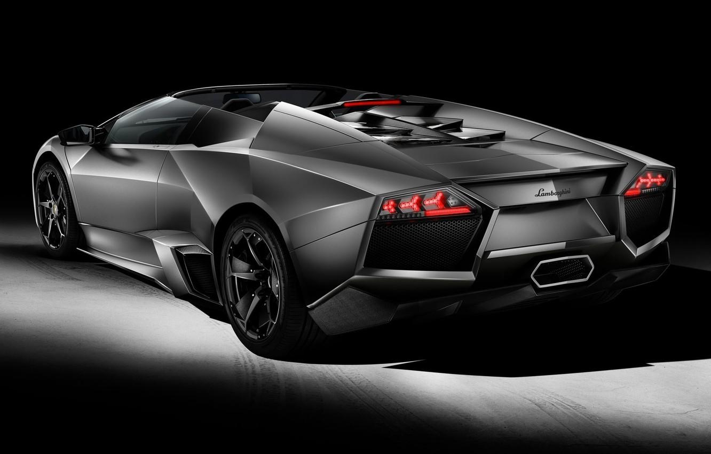 Photo wallpaper Lamborghini, Roadster, sports car, reventon