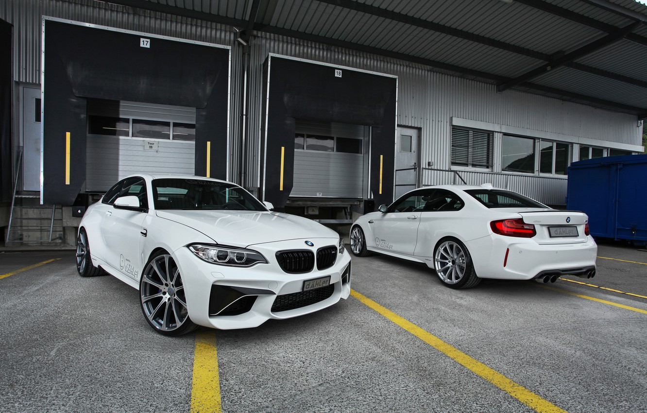 Photo wallpaper BMW, coupe, BMW, Coupe, F87, dAHLer