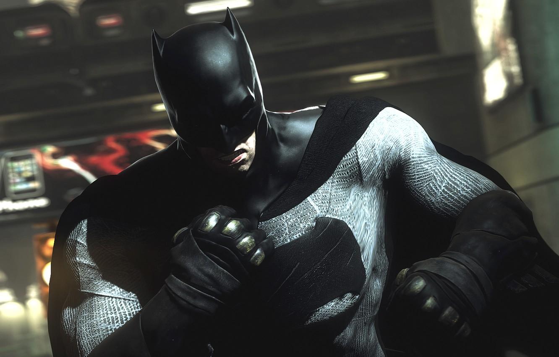 Wallpaper Batman Costume Superhero Art Batman The Dark Knight