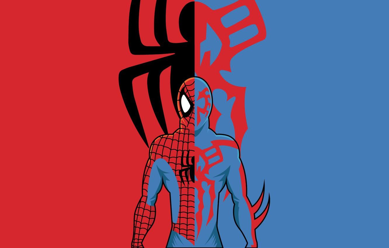 Photo wallpaper comic, marvel, Marvel Comics, Spider-Man, Peter Parker, Miguel O'Hara, Spider-Man 2099
