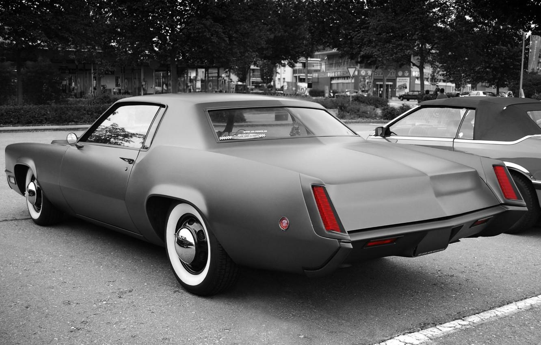 Photo wallpaper Eldorado, Cadillac, Fleetwood, '1967