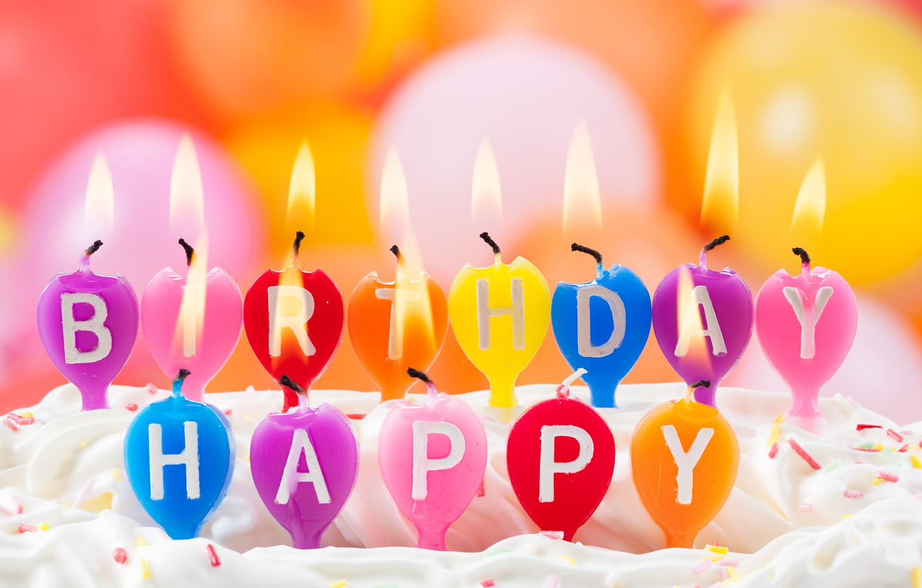 Wallpaper Candles Happy Birthday Happy Birthday Images For