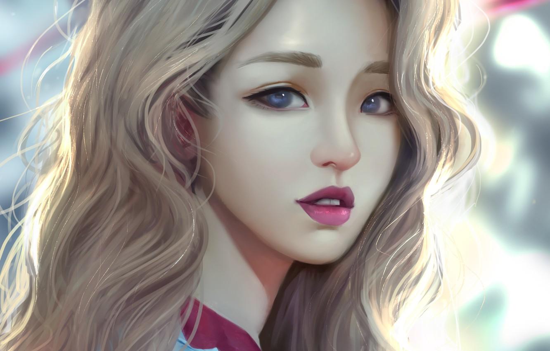 Photo wallpaper girl, hair, Hate, 4 minute, Ji Hyun