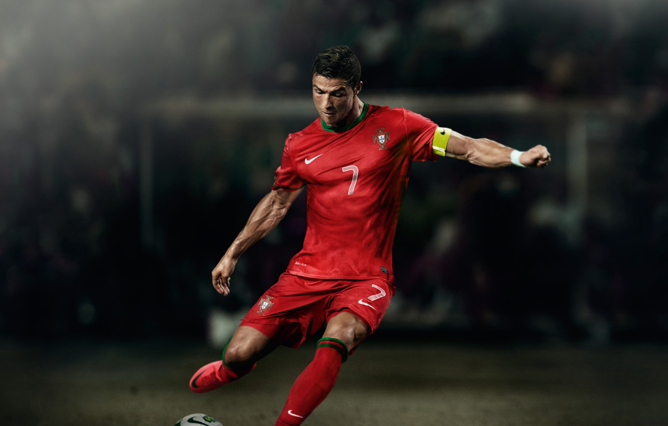 Wallpaper Football Portugal Cristiano Ronaldo Images For