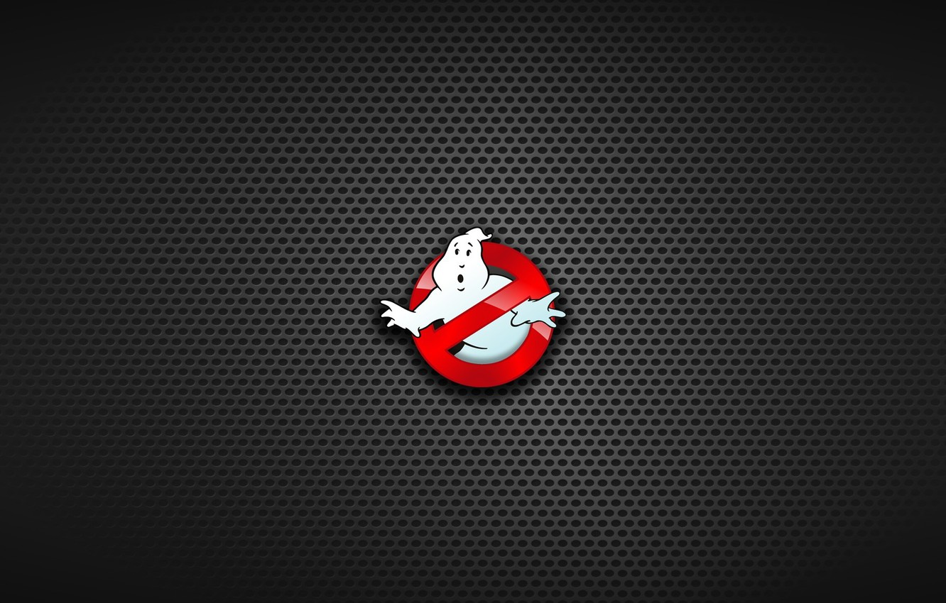 Photo wallpaper cinema, wallpaper, logo, ghost, movie, Ghostbusters, film, sugoi, hd, poltergeist, paranormal entity, by remaining Godzilla