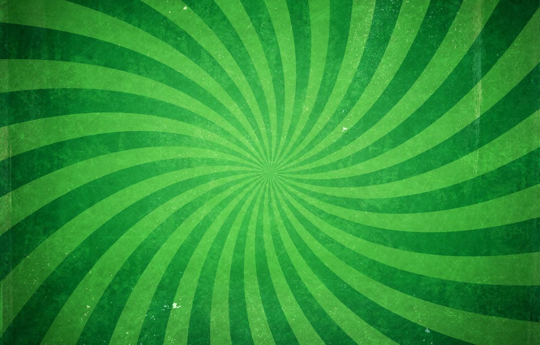Photo wallpaper strip, green, scratches, grunge