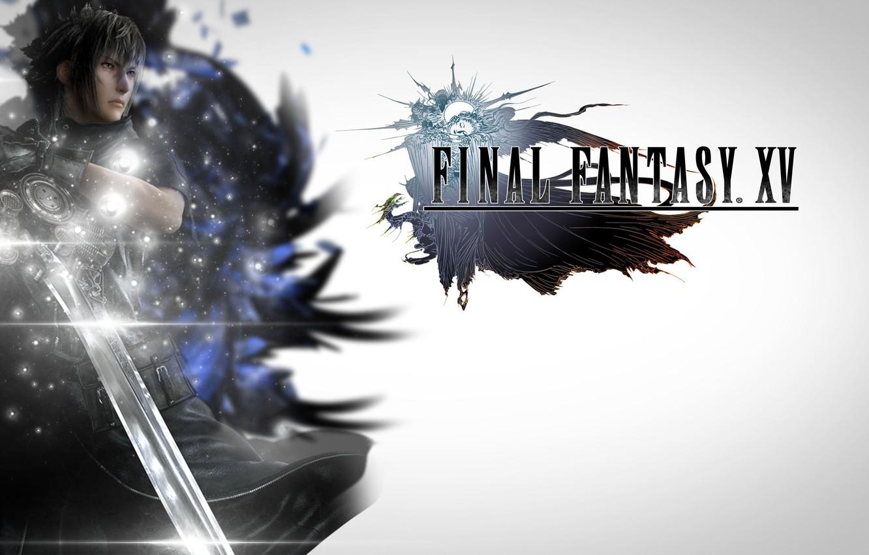 Wallpaper Square Enix, Final Fantasy XV