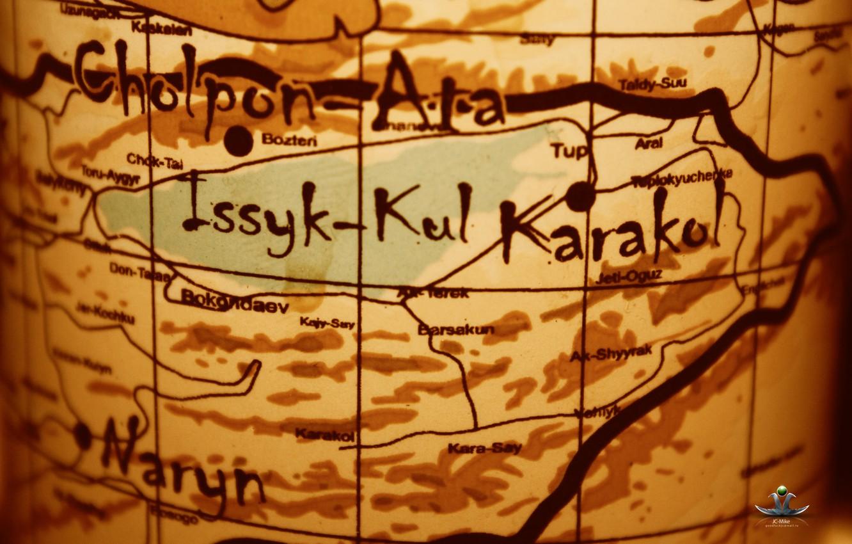 Обои issyk-kul, map, kyrgyz republic, cholpon-ata, карта, иссык-куль. Разное foto 6