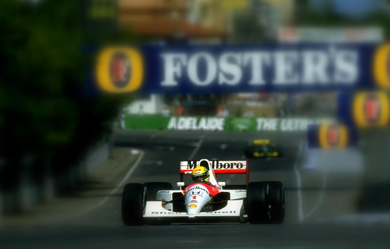 Wallpaper Formula 1 The Car Formula Senna Ayrton Ayrton