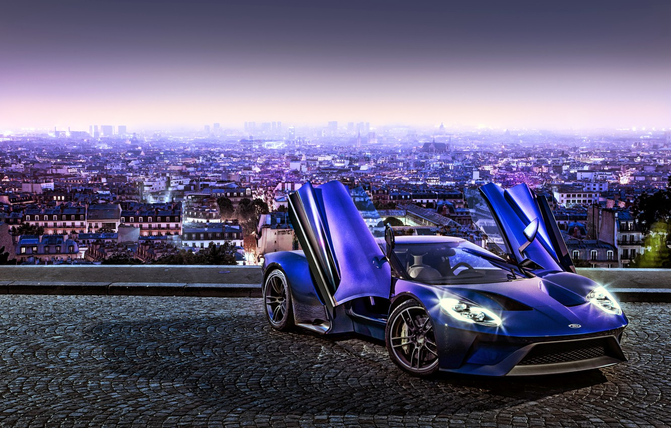 Photo wallpaper Concept, Ford, the concept, Ford