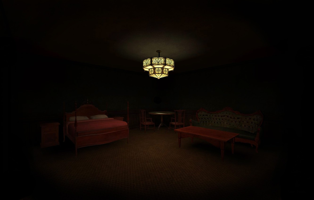 Wallpaper The Darkness Mystic The Hotel Horror Vampire The