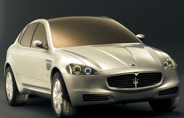 Photo wallpaper Concept, Maserati, ItalDesign, Kubang, GT Wagon, 2003 design
