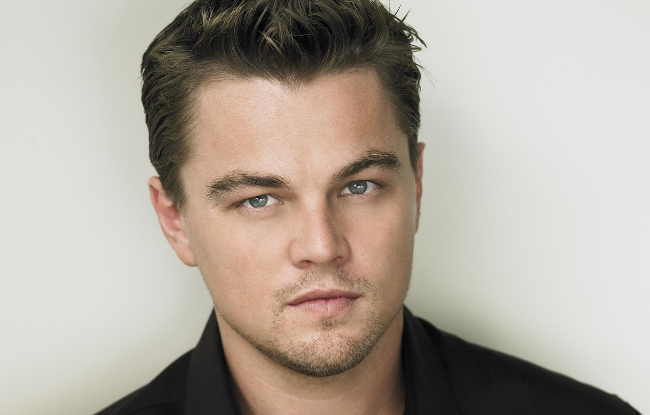 Photo wallpaper Look, Actor, Hairstyle, Male, Wallpaper, Leonardo DiCaprio, Photo, Leonardo DiCaprio, Man, Multi-monitors