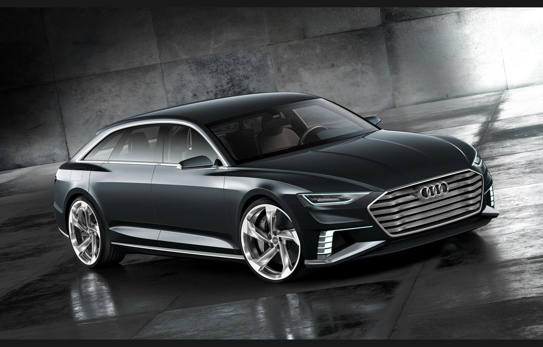 Photo wallpaper Concept, grey, Audi, Audi, Before, 2015, Prologue, avant, prologue