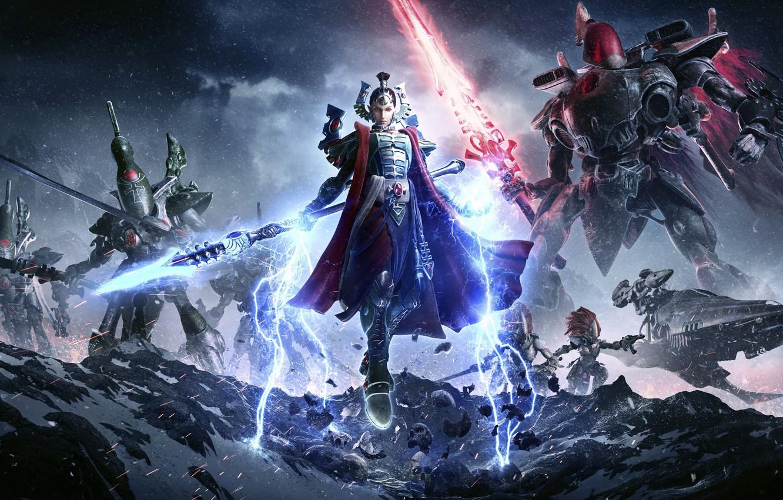Photo wallpaper The game, Game, Warhammer 40.000: Dawn Of War III