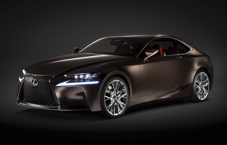 Photo wallpaper car, Lexus, concept, lf-cc