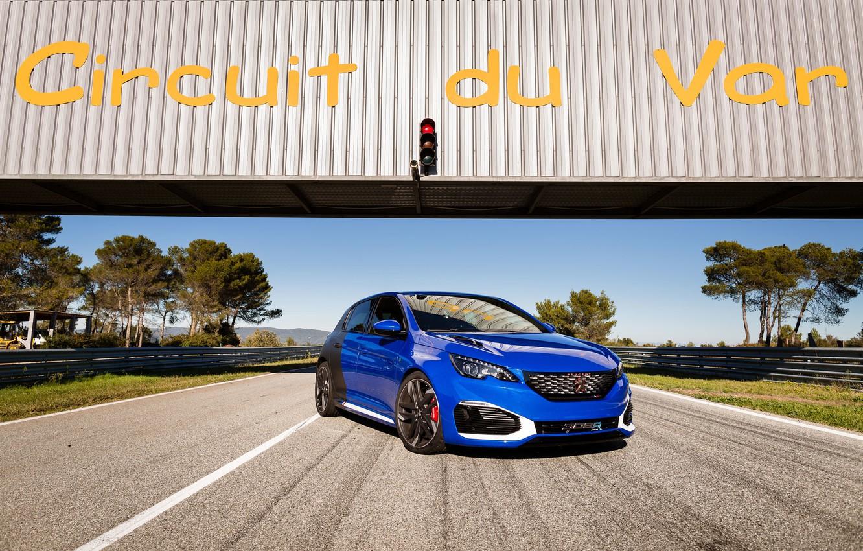 Photo wallpaper Concept, the concept, Peugeot, Peugeot, 308