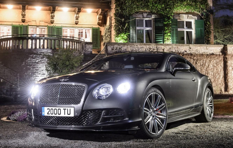 Photo wallpaper Bentley, Continenta, l GT