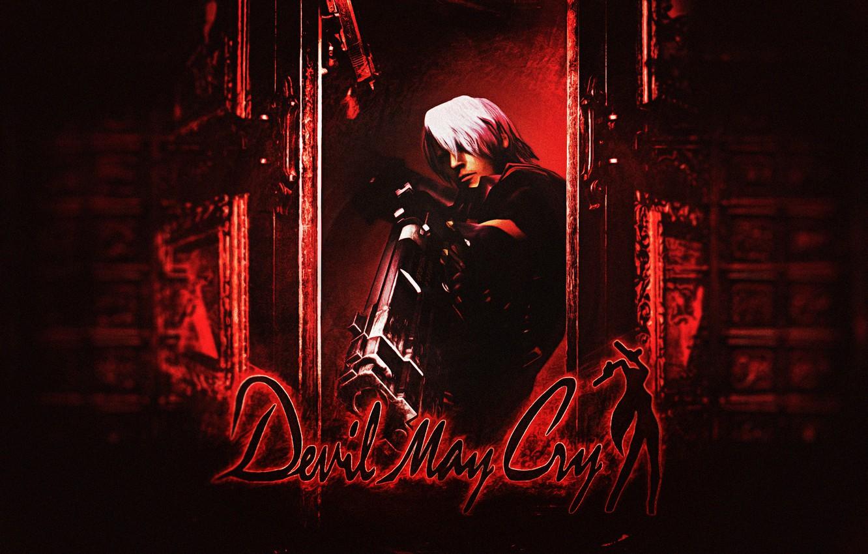 Wallpaper Gun Dante Background Capcom Dmc Devil May Cry