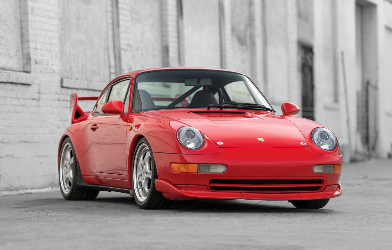 Photo wallpaper 911, Porsche, Porsche, Carrera, 993, Carrera, 1995