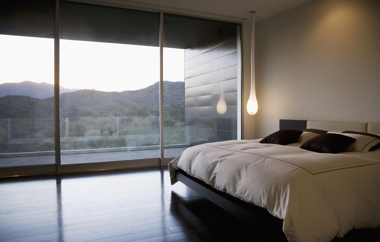Photo wallpaper dream, bed, interior, bedroom