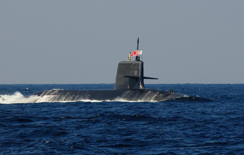 "Photo wallpaper Submarine, type, ""Litter"", SS-505"