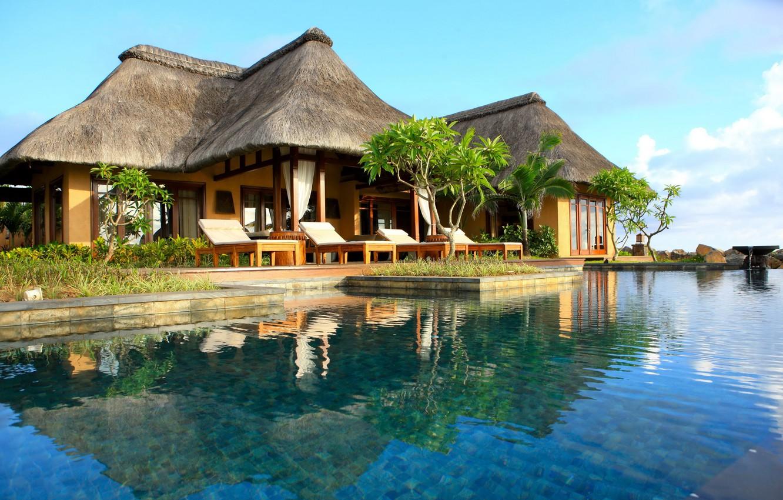 Wallpaper Cities Bali Indonesia Pools Resort Bungalow Images