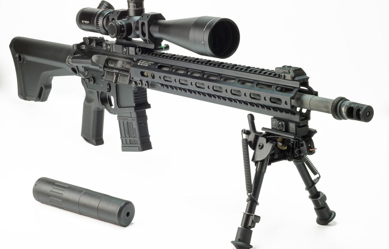 Photo wallpaper weapons, optics, rifle, carabiner, assault, Tactical, fry, semi-automatic