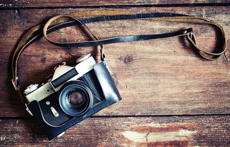 Photo wallpaper photography, camera, photos