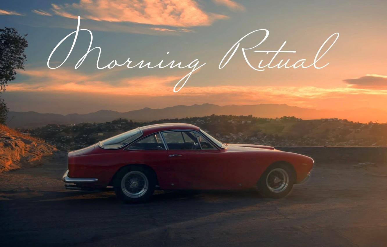 Photo wallpaper Ferrari, Berlinetta, 250, SWB